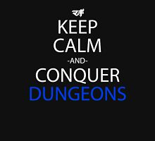 Keep Calm And Conquer Dungeons Anime Manga Shirt Unisex T-Shirt