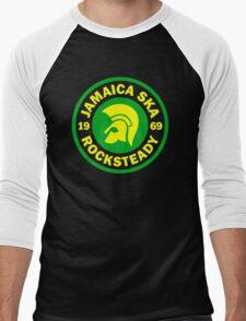 JAMAICA SKA 1969 Men's Baseball ¾ T-Shirt