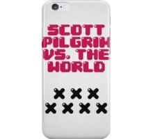 Scott Pilrim vs The World iPhone Case/Skin