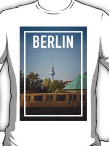 BERLIN FRAME T-Shirt