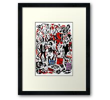 THIS IS SKA Framed Print