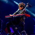 Jamie Cullum in the groove  by MarcW