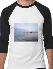 Pastel Clouds Men's Baseball ¾ T-Shirt