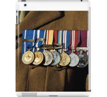 Rememberance - 2012  iPad Case/Skin