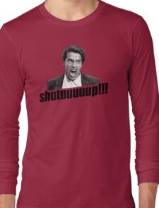 Schwarzenegger Shutup Long Sleeve T-Shirt