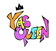 YAS QUEEN - Broad City Photographic Print