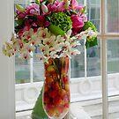Flowers & Fruit by bubblehex08