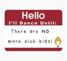 Reason to Dance FTK  Kids Tee