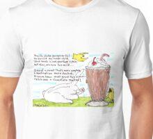 Of Milkshakes Unisex T-Shirt