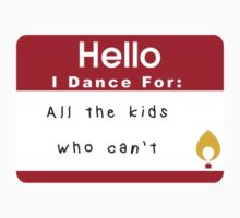 Reason to Dance FTK  One Piece - Short Sleeve