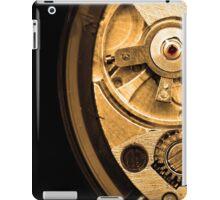 Gold Time iPad Case/Skin