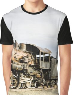 Back to Past Graphic T-Shirt