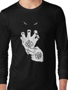 Roy Mustang Anime Manga Shirt Long Sleeve T-Shirt