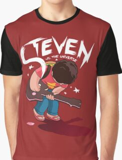 Steven Vs The Universe Graphic T-Shirt