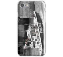 Sir Robert Peel - Police Launch iPhone Case/Skin