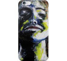 Smug Zombie Face iPhone Case/Skin
