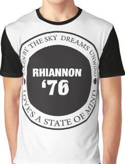 Rhiannon Fleetwood Mac Single Graphic T-Shirt