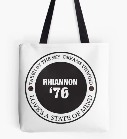 Rhiannon Fleetwood Mac Single Tote Bag
