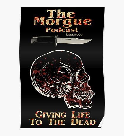 The Morgue Podcast Poster