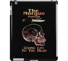 The Morgue Podcast iPad Case/Skin