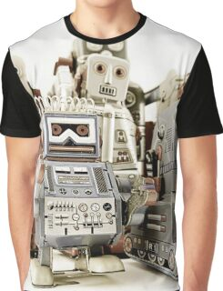 Old Friends Graphic T-Shirt