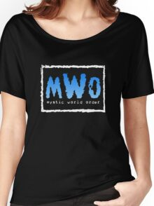 Mystic World Order Women's Relaxed Fit T-Shirt