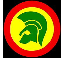 TROJAN RECORDS TWO COLOR Photographic Print