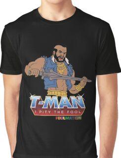 T Man Graphic T-Shirt