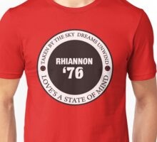 Rhiannon Fleetwood Mac Single Unisex T-Shirt