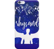 Rhysand ACOTAR iPhone Case/Skin