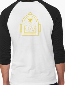 Pokemon Go backpack - Team Instinct Men's Baseball ¾ T-Shirt