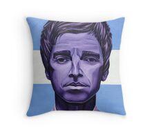 AKA: Man City of God Throw Pillow