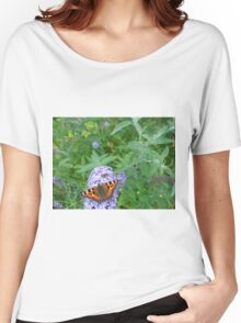 Tortoise shell butterfly Women's Relaxed Fit T-Shirt