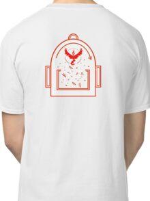 Pokemon Go backpack- Team Valor Classic T-Shirt
