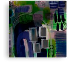 """JESS"" Canvas Print"