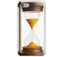 Time is Gold iPhone Case/Skin