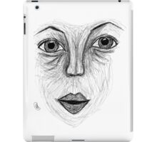 The beyond iPad Case/Skin