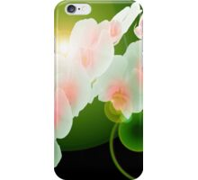 Orchidee Nr. 01 iPhone Case/Skin