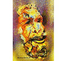 Old Man of the Woods Photographic Print