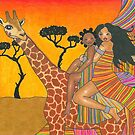 Safari Ride by Laura Hutton