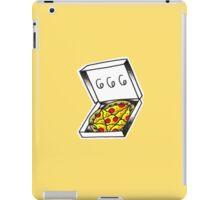 666 Pizza iPad Case/Skin