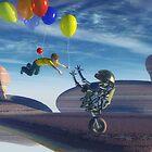 It Is Balloon by Syd Baker