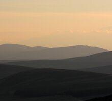 Cairngorm Sunset by beavo