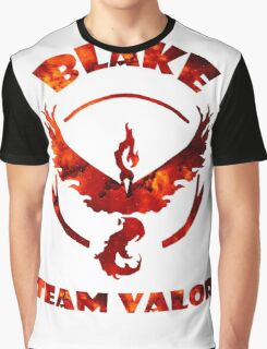 Blake Custom Order Graphic T-Shirt