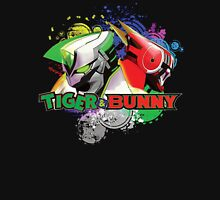Tiger and bunny helmet Unisex T-Shirt