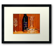 Trump Winery     ^ Framed Print