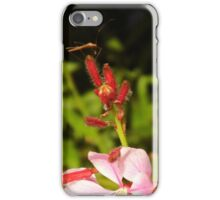Bug On The Gaura iPhone Case/Skin
