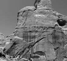 Arches National Park 18 BW by marybedy