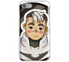 Shiro - Voltron iPhone Case/Skin