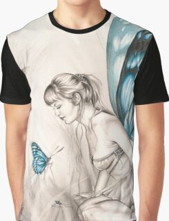 Whispering Wings Graphic T-Shirt